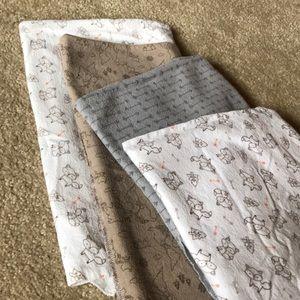 Koala Kids Other - 4 Receiving Blankets